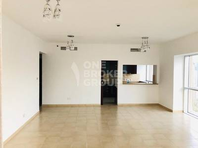 2 Bedroom Flat for Rent in Dubai Marina, Dubai - 2 BR With Marina View Huge Size Apartment