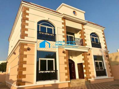 6 Bedroom Villa for Rent in Al Rashidiya, Dubai - Brand New Villa! 6 B/R Maids and Drivers Room (Al Rashidiya)