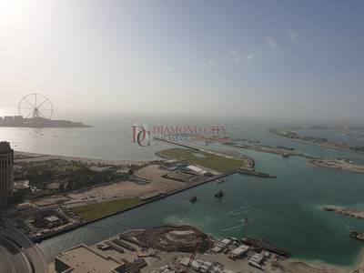 3 Bedroom Apartment for Rent in Dubai Marina, Dubai - 3 BR Stunning Full Sea View and Dubai Eye View | Princess Tower