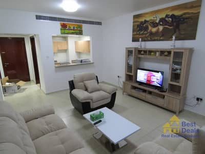 Distress Deal for Large 1 Bedroom Apartment  Near Public Transport  Persia Cluster- International City