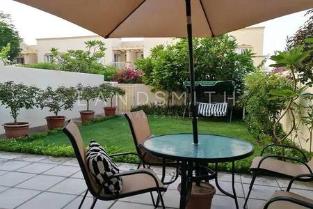 2 Bedroom Villa for Rent in The Springs, Dubai - Available 2BR Villa Type 4M in Springs 14