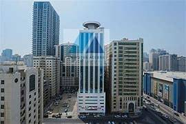 Building for Sale in Al Mamzar, Sharjah - RESIDENTIAL MALL WITH EXCELLENT VIEWS AND LOCATED ON BUHAIRA KHALED IS AVAILABLE ON SALE