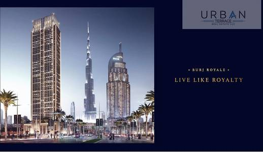 1 Bedroom Flat for Sale in Downtown Dubai, Dubai - Burj Royale I Full Burj Khalifa District I 2% DLD Waiver