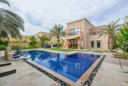 5 Bedroom Villa for Sale in Arabian Ranches, Dubai - Owned From New | Well Maintained | Type 17