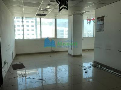 Office for Rent in Al Qusais, Dubai - 828 Sq.ft Fully fitted Office near Al mulla Plaza