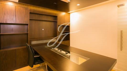 Office for Rent in Jumeirah Lake Towers (JLT), Dubai - Stunning Fitted Office Furnished - Rent