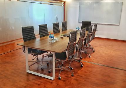 Office for Rent in Dubai Media City, Dubai - PRIVATE CABIN | SEA VIEW | MEDIA CITY | DED