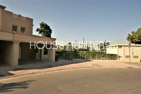 فیلا 2 غرفة نوم للايجار في الينابيع، دبي - well maintained 2 Bedroom | Type 4E | Springs