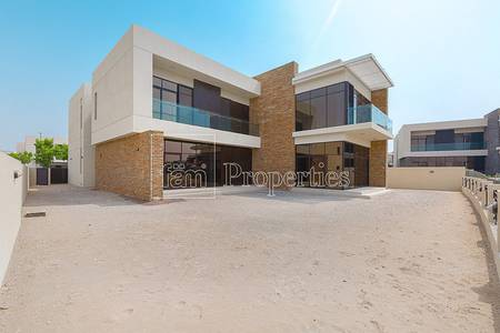 6 Bedroom Villa for Sale in DAMAC Hills (Akoya by DAMAC), Dubai - Lake & Golf Course View - Luxurious VD-2