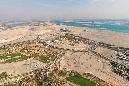 Plot for Sale in Zayed City (Khalifa City C), Abu Dhabi - Commercial Land in Capital District KCC.