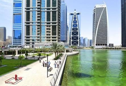 3 Bedroom Flat for Rent in Jumeirah Lake Towers (JLT), Dubai - Spacious 3 bedroom+maids on high floor full lake view !