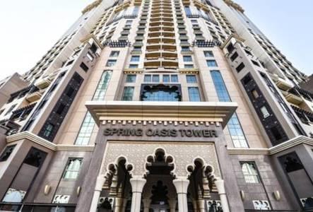 فلیٹ 2 غرفة نوم للبيع في واحة دبي للسيليكون، دبي - Spacious 2BR w/ balcony in Spring Oasis Tower at DSO