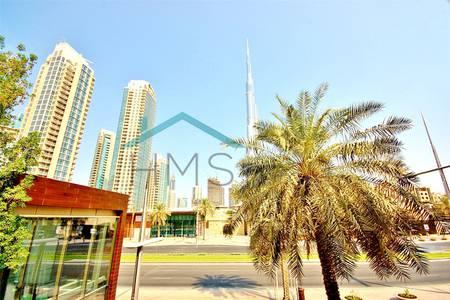 1 Bedroom Flat for Rent in Old Town, Dubai - Zaafaran | Burj Khalifa View | 1 Bed 2 Bath