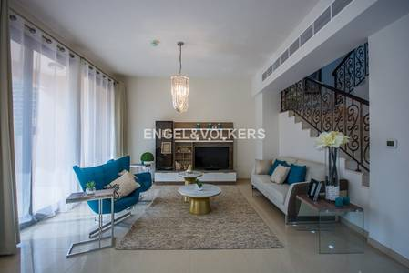 4 Bedroom Townhouse for Rent in Jumeirah Islands, Dubai - Various Options 4 bed Townhouse for rent