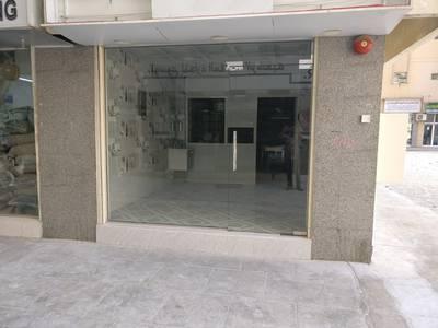 Shop for Rent in Al Ghuwair, Sharjah - FULLY FURNISHED CAFETARIA SET UP FOR RENT (SHOP) NEAR AL SARA HOSPITAL CLOCK TOWER AL GUWAIR SHARJAH