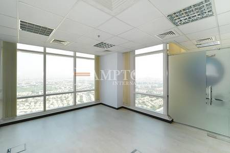 Office for Rent in Jumeirah Lake Towers (JLT), Dubai - Fully Fitted | Panoramic View | JLT