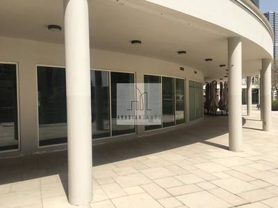 Shop for Rent in Jumeirah Lake Towers (JLT), Dubai - Big Shop in JLT Cluster C Available