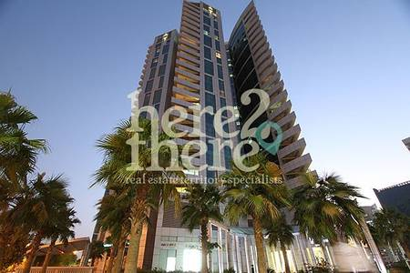 1 Bedroom Apartment for Rent in Danet Abu Dhabi, Abu Dhabi - 1BR Apartment Promotion up to 4 Cheques
