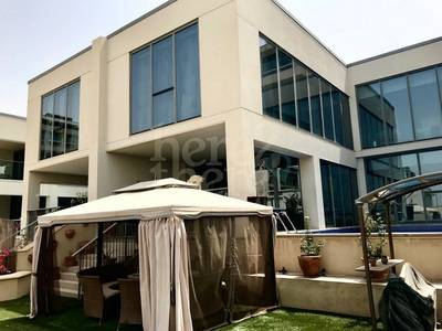 4 Bedroom Villa for Sale in Al Raha Beach, Abu Dhabi - Exceptional 4BR Villa with Garden & Pool