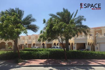 1 Bedroom Villa for Rent in Jumeirah Village Triangle (JVT), Dubai - Townhouse - Kitchen Appliances Included