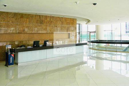 Office for Sale in Jumeirah Lake Towers (JLT), Dubai - Fitted Office | Low Floor | DMCC Freezone
