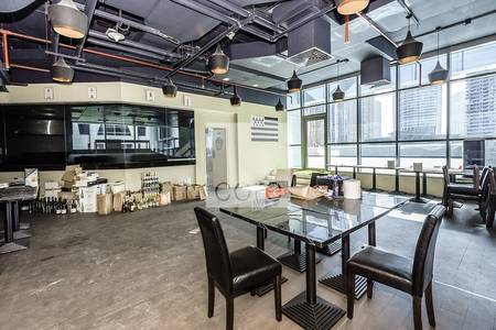 Shop for Rent in Jumeirah Lake Towers (JLT), Dubai - Six month rent free I Semi fitted retail
