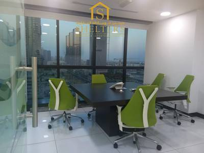 Office for Rent in Jumeirah Lake Towers (JLT), Dubai - Office In JBC 4
