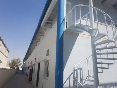 Labour Camp for Rent in Industrial Area, Sharjah - STAFF ACCOMMODATION 110 ROOMS G 1 CAMP AVAILABLE 30/60/90 ROOMS IN INDUSTRY NO 15 SHARJAH
