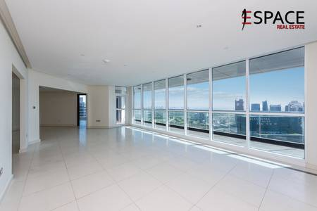 3 Bedroom Flat for Sale in Dubai Marina, Dubai - High Floor Apartment with Great View VOT