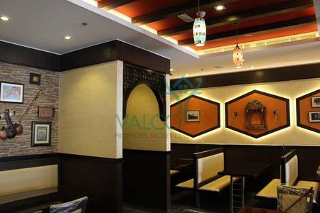 Shop for Rent in Jumeirah Village Circle (JVC), Dubai - Fitted retail space for restaurant