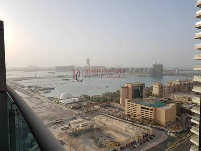 1 Bedroom Apartment for Rent in Dubai Marina, Dubai - 1 BR hot price @75k Partial Sea View  Princess Tower