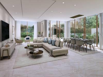 4 Bedroom Villa for Sale in Jumeirah, Dubai - Smart beachfront Villa on Bulgari Island