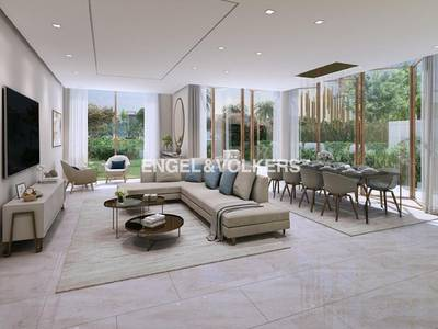 3 Bedroom Villa for Sale in Jumeirah, Dubai - Smart Beachfront Home|Internal Elevator