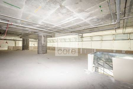 Shop for Sale in Business Bay, Dubai - Spacious shell and core retail  I Ubora