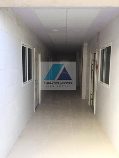 Labour Camp for Rent in Industrial Area, Sharjah - 6 STUDIOS WITH FREE AC & WATER+ELECT FOR LABOUR OR MIDDLE STAFF OR EXECUTIVE STAFF  INDUSTRIAL NO 15 SHARJAH