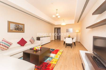3 Bedroom Hotel Apartment for Rent in Al Barsha, Dubai - Exclusive | Bills incl | Fully Serviced.
