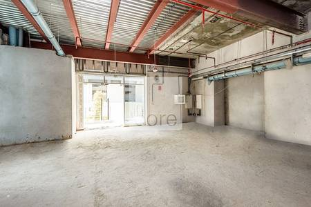 Shop for Rent in Sheikh Zayed Road, Dubai - Shell and Core | Retail Unit | Duja Tower