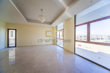 5 Bedroom Villa for Rent in Meydan City, Dubai - Landscaped type A with  equipped kitchen