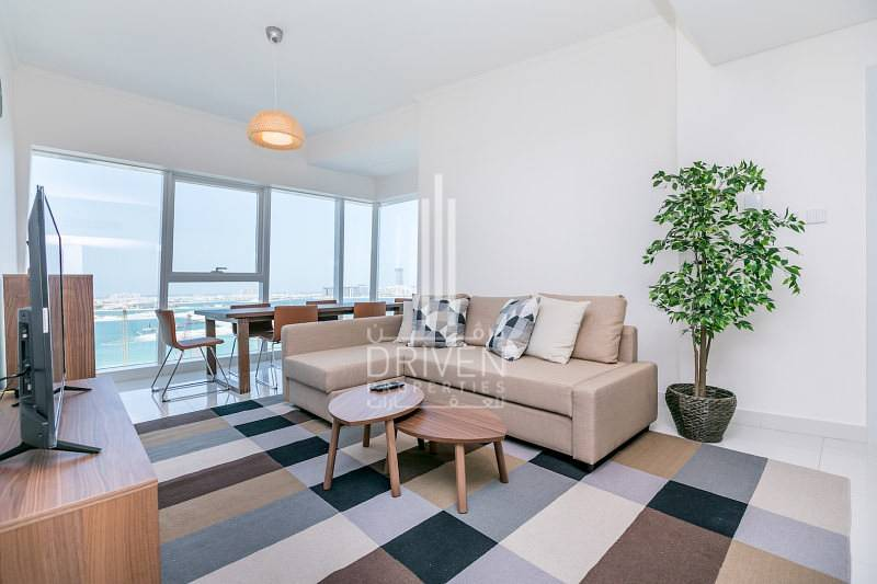 2 Huge and Vibrant 2 BR Apt | Marina Views