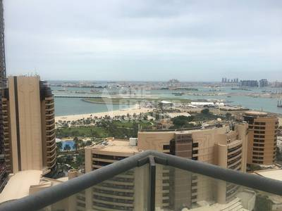 2 Bedroom Flat for Rent in Dubai Marina, Dubai - Upgraded 2 Bed Apartment with Sea View
