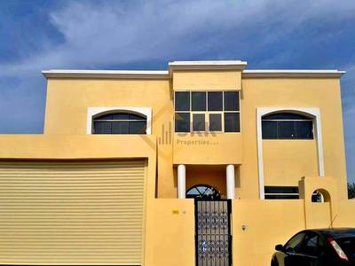 6 Bedroom Villa for Rent in Khalifa City A, Abu Dhabi - Pvt entrance Brand new 6+M Villa|Garden|