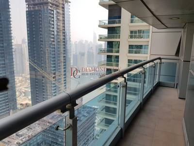1 Bedroom Apartment for Rent in Dubai Marina, Dubai - 1 BR @75k |Partial Marina View | Princess Tower