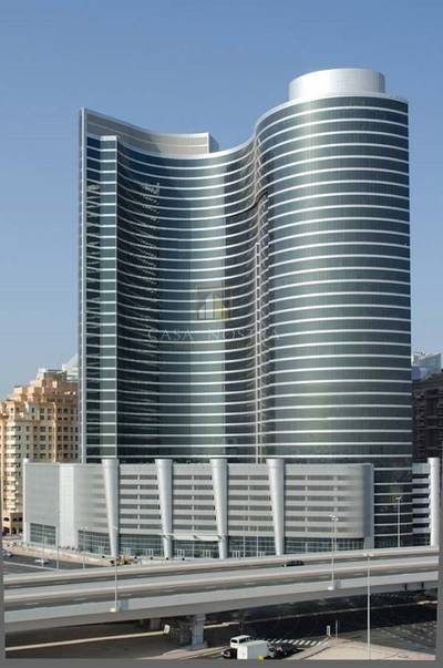 Office for Rent in Barsha Heights (Tecom), Dubai - Upgraded Fully Fitted Office W/ Partition