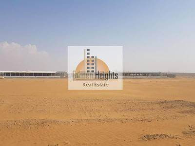Industrial Land for Rent in Emirates Modern Industrial Area, Umm Al Quwain - 100000 to 1.5 Million sq ft Open Land for rent in UAQ EMIA (KB)