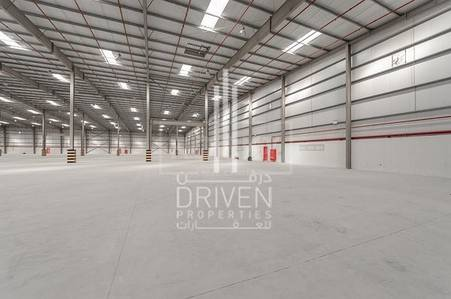 Excellent Semi-fitted Warehouse for Sale