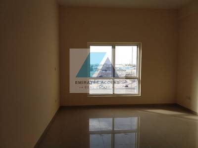 1 Bedroom Flat for Rent in Al Mamzar, Dubai - LUXURY!!HUGE HUGE!! 1300SQFT!!CHILLER FREE 1BHK