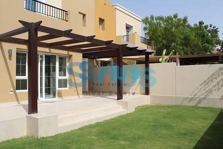 3 Bedroom Villa for Sale in Arabian Ranches, Dubai - Vacant|Type 3E | 3BR +Study| Corner unit