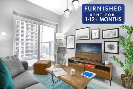 1 Bedroom Flat for Rent in Dubai Marina, Dubai - Brand New Furniture | Marina View