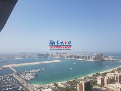 1 Bedroom Apartment for Rent in Dubai Marina, Dubai - SEA VIEW 02 UNIT 1 BEDROOM APARTMENT FOR RENT IN PRINCESS TOWER DUBAI MARINA