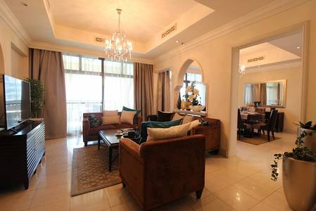 3 Bedroom Apartment for Rent in Downtown Dubai, Dubai - Furnished 3BR Burj Khalifa and Fountain View